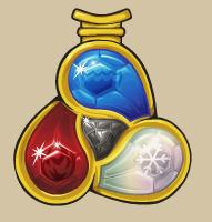 esta es una imagen del amuleto